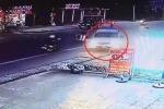 Xe bán tải đánh lái cực đỉnh, tránh tai nạn kinh hoàng trong gang tấc