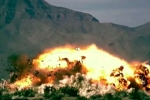 Video: Tên lửa tầm xa dùng tấn công Syria thể hiện độ chính xác ấn tượng