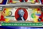 Tờ 2 USD hình gà trống về Việt Nam giá tiền triệu
