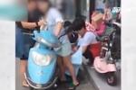 Hy hữu: Sản phụ Trung Quốc không biết mình đẻ rơi khi đang đi xe máy