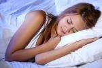 Nắm chắc 'bí kíp' này, bạn sẽ có một giấc ngủ ngon mà không bị tăng cân