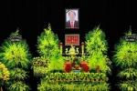 TRỰC TIẾP: Lễ truy điệu và đưa tiễn Chủ tịch nước Trần Đại Quang về quê nhà