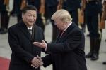 """Tổng thống Trump """"xoa dịu"""" Trung Quốc nhằm cứu vãn đàm phán Mỹ-Triều?"""