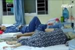 Dịch sốt xuất huyết: Bác sỹ không có ngày nghỉ, gãy chân cũng phải đi làm