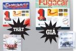 Cấm lưu hành lô hàng Fugacar bị cho là thuốc giả