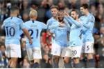 Man City đè bẹp Southampton, Chelsea chiếm ngôi nhì bảng