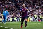 Suarez tỏa sáng, Barca đè bẹp Real Madrid 3-0 ngay tại Bernabeu