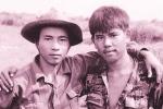 Câu chuyện xúc động lần đầu được công bố quanh bức ảnh 'Hai người lính'
