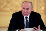 Tổng thống Putin: Nga sẽ đáp trả thích đáng, nhanh chóng và hiệu quả nếu Mỹ rút khỏi INF