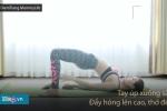 7 động tác yoga giúp tăng khả năng thụ thai của Á hậu Diễm Trang