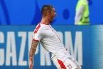 Ghi bàn thắng duy nhất trong trận Serbia – Costa Rica, Kolarov được Nga tặng xe hơi