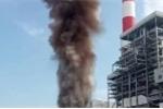 Cột khói đen bốc cao tại Nhà máy Nhiệt điện Vĩnh Tân 1: Bộ Công thương lên tiếng