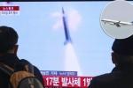 Phi công Hàn Quốc khẳng định nhìn thấy tên lửa Triều Tiên giữa trời
