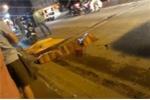 Xe tải tông chết bé gái 6 tuổi rồi bỏ chạy ở TP.HCM