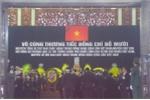 TRỰC TIẾP: Lễ viếng nguyên Tổng Bí thư Đỗ Mười