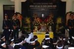 Trực tiếp: Lễ truy điệu Đại tá phi công Trần Quang Khải