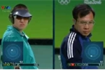 Khoảnh khắc xạ thủ Hoàng Xuân Vinh lập kỷ lục Olympic