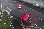 Xem video rợn người này để thấy Toà Thái Nguyên xử vụ lùi xe trên cao tốc ra sao