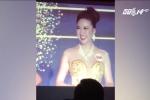 Ứng xử khôi hài của Hoa hậu Doanh nhân Phi Thanh Vân