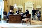 Ông Trump kết thúc điện đàm với Tổng thống Putin