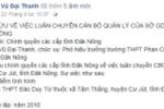 Bi hài chuyện cấm giáo viên 'kêu cứu' trên mạng xã hội ở Đắk Nông