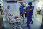 Bác sĩ cấp cứu: 'Thời gian một giây cũng là vàng'
