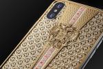 iPhone X nạm kim cương giá 43.000 USD