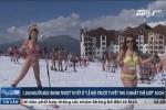 1.200 người mặc bikini gợi cảm dự lễ hội trượt tuyết thú vị nhất thế giới