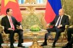 Tuyên bố chung Việt Nam – Liên bang Nga