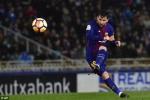 Lội ngược dòng trước Sociedad, Barca bỏ xa Real với khoảng cách kỷ lục
