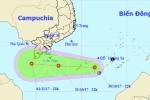 Dự báo thời tiết hôm nay 31/10: Biển Đông đón áp thấp nhiệt đới, Nam Bộ mưa to