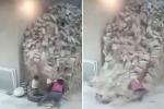 Video: Người lớn bất cẩn, con trẻ chịu hậu quả