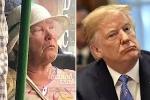 Phát hiện người phụ nữ có gương mặt giống hệt Tổng thống Trump tại Nga