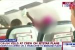 Tụng kinh quá to, nữ hành khách bị đuổi khỏi máy bay, đưa đi kiểm tra tâm thần