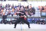 Video: Màn biểu diễn quyền tay không của môn sinh Nam Huỳnh Đạo