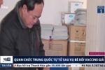 Quan chức Trung Quốc tự tử sau bê bối vắc-xin rúng động dư luận