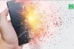 Điện thoại đang sạc phát nổ, nam giám đốc chết thương tâm