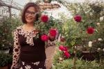 Chuyện chưa kể về người phụ nữ có bộ sưu tập 500 loài hoa hồng