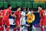 Hạ Indonesia, tuyển Futsal nữ Việt Nam vào bán kết châu Á