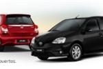 Mẫu xe rẻ nhất của Toyota ra mắt, giá bán chỉ 240 triệu đồng