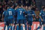Thắng tưng bừng, Real Madrid chạm kỷ lục chưa từng có của bóng đá Tây Ban Nha