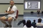 Vì sao 'giáo sư quần đùi' Trương Nguyện Thành chia tay ĐH Hoa Sen?