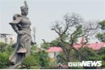 Anh: Can canh nhung cay muong tram tuoi bong dung chet kho ben tuong dai Nu tuong Le Chan o Hai Phong hinh anh 9