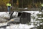 Tàu hỏa đâm nát xe quân sự, hàng loạt binh sỹ thiệt mạng ở Phần Lan
