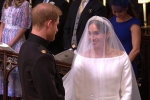 Trực tiếp đám cưới Hoàng gia Anh của Hoàng tử Harry và hôn thê Meghan Markle