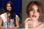 Cận cảnh nhan sắc quyến rũ của tân Hoa hậu Quốc tế 2018