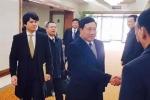 Phó Thủ tướng Phạm Bình Minh đến Triều Tiên trước thềm hội nghị Trump - Kim