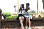 Anh: Con duong la vang ruc ro giua long Ha Noi hut hang nghin ban tre hinh anh 11