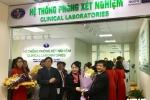 Việt Nam chính thức vận hành phòng xét nghiệm 60 tỷ chống kháng kháng sinh
