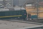 Đoàn tàu được cho là chở ông Kim Jong-un rời Bắc Kinh